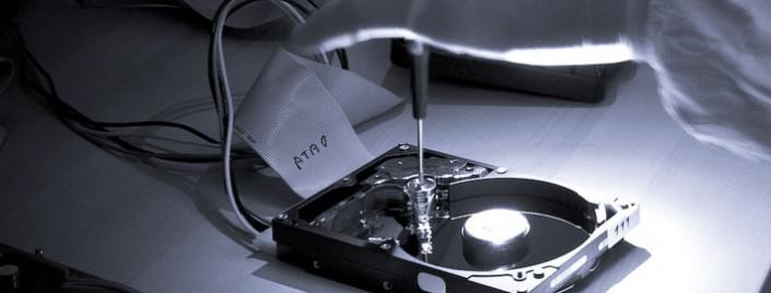 Datenrettung festplatten