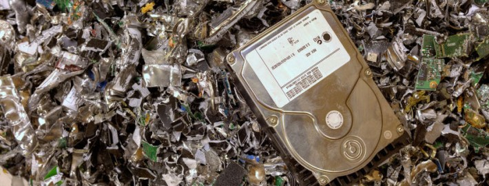 RAID Festplatten crash